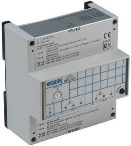 Coster RFG 653 3 Channel Gas Detection System