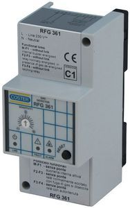 Coster RFG 361 1 Channel Gas Detection System