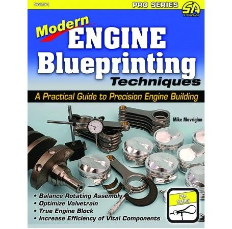 MODERN ENGINE BLUEPRINTING SA DESIGN 251