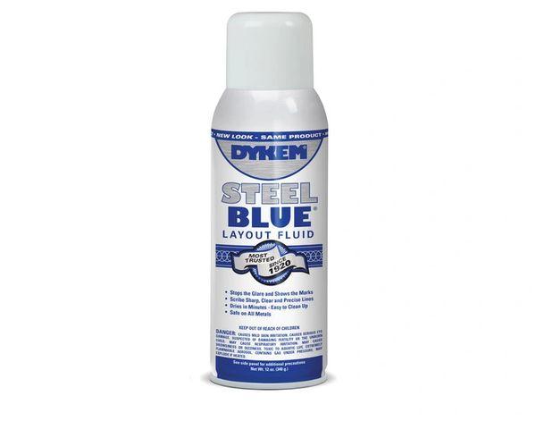 DYKEM STEEL BLUE AEROSOL LAYOUT FLUID