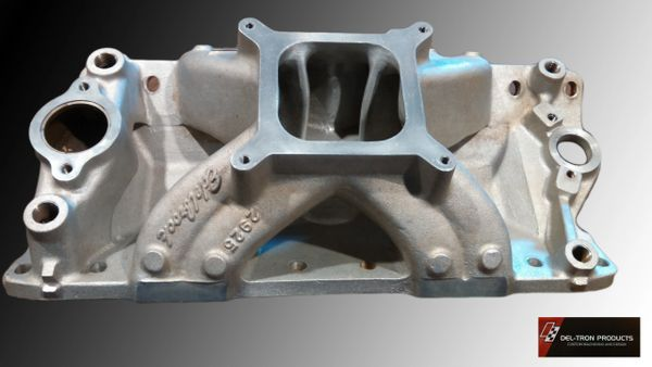 EDELBROCK SUPER VICTOR JR 2925 CNC PORTED
