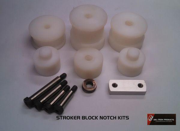 383 CID STROKER BLOCK NOTCH KIT