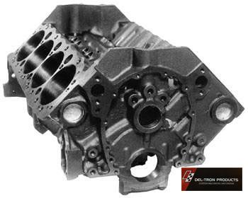 CHEVROLET 350 MACHINED BLOCK READY