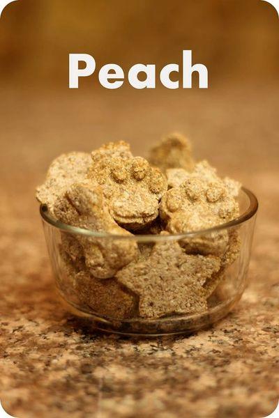Peaches 'N' Oats Small Bag 6.5oz