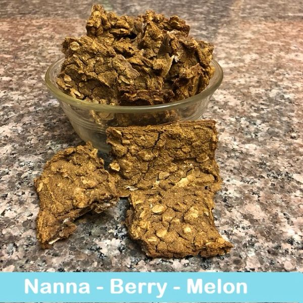 Nanna - Berry - Melon Medium Bag ( 12 oz bag)