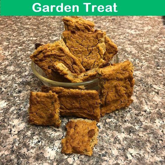 Garden Treat Small Bag ( 4.7 oz Bag) Grain Free
