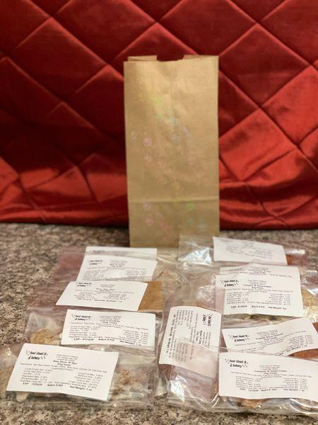 Sampler Bag (brown bag)