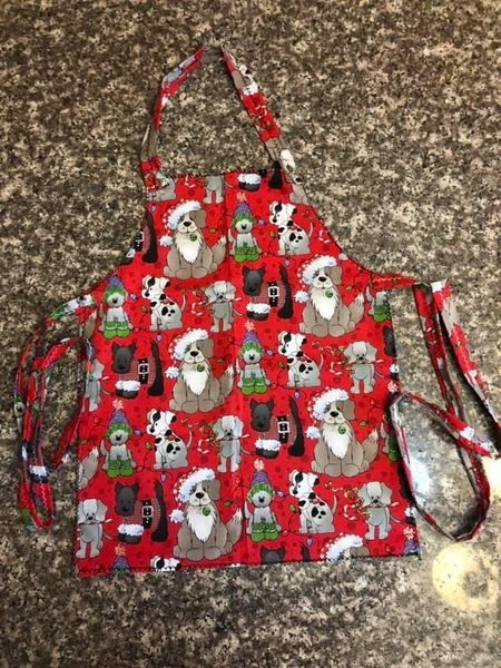 Toddler Full Apron