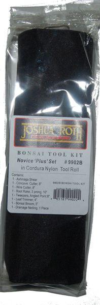 Bonsai Tool Kit Novice Set - Joshua Roth