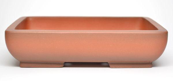 Unglazed Rectangle Chinese - High Quality Pot - 7.25x5.25x1.75