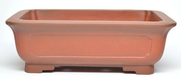 Unglazed Rectangle Chinese - High Quality Pot - 6.75x4.75x2.25
