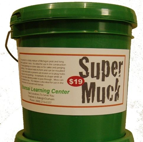 Super Muck for Bonsai