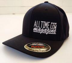 ATL MAG logo Flexfit hats.