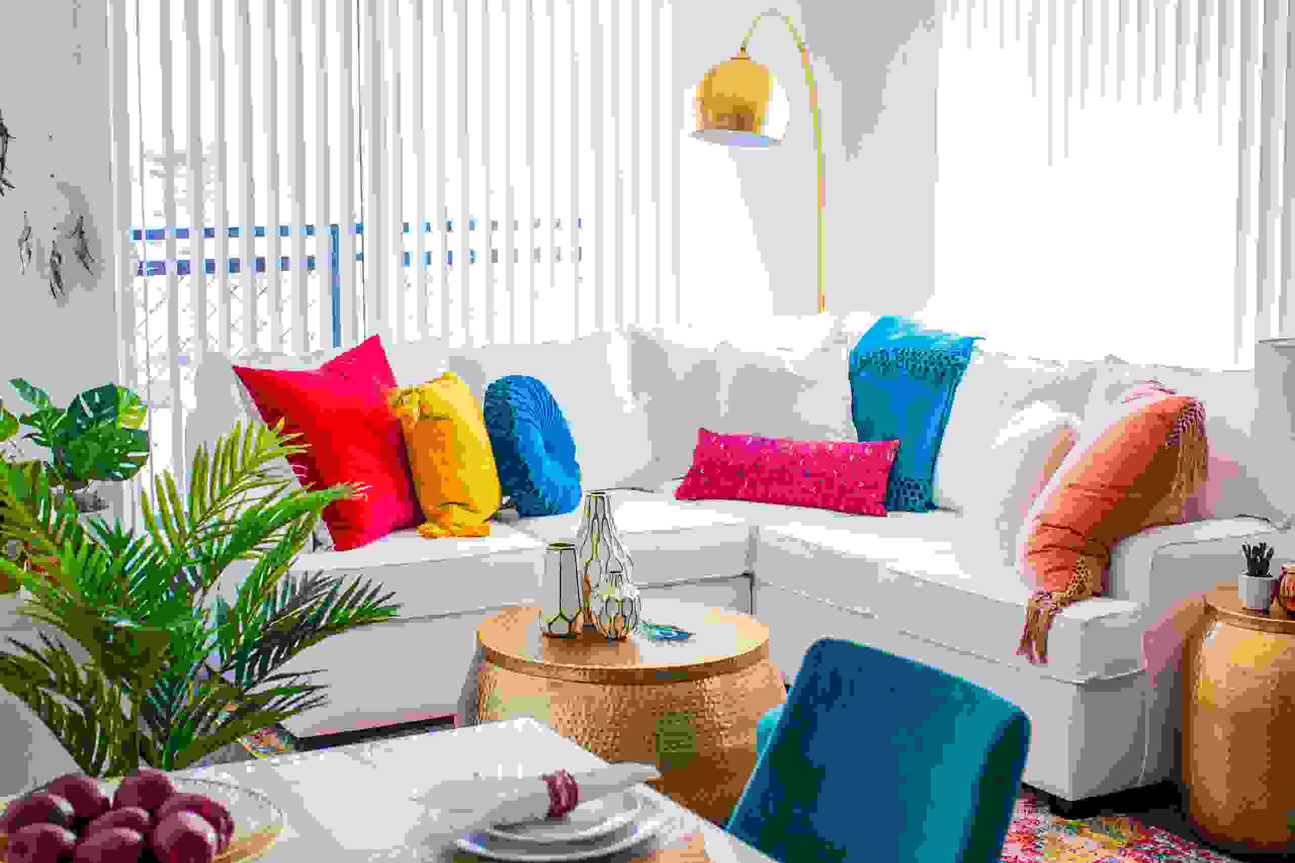 Alluring Designs Chicago boho glam living room home decorating custom furniture  remodel makeover