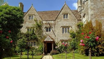 Kelmscott Manor near Lechlade
