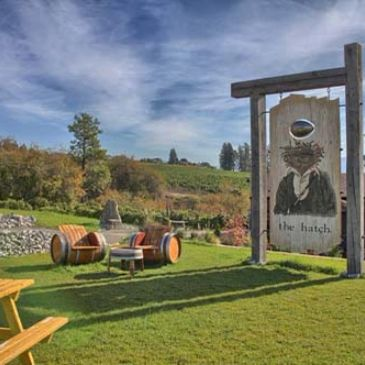 the Hatch Winery