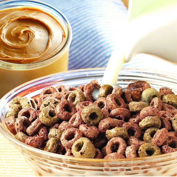 Chocolate Peanut Butter Cereal (7ct.) - High Protein/Low Cal/Low Carb/GF