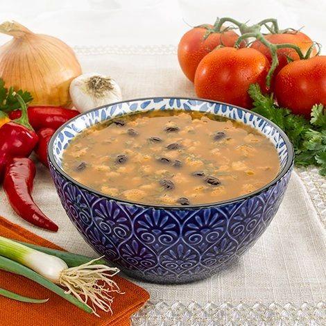 High Protein Chicken Tortilla MR Soup - 7ct. GF