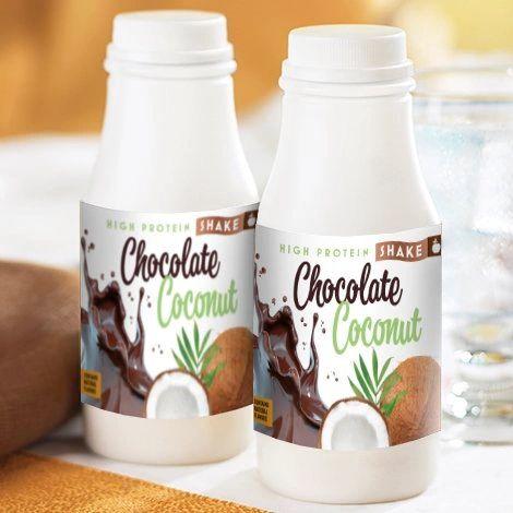 Chocolate Coconut High Protein Shake - 1ct. GF