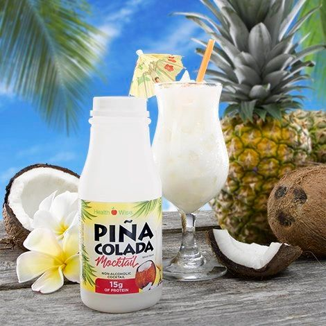 High Protein Pina Colada Mocktail - 1ct. GF