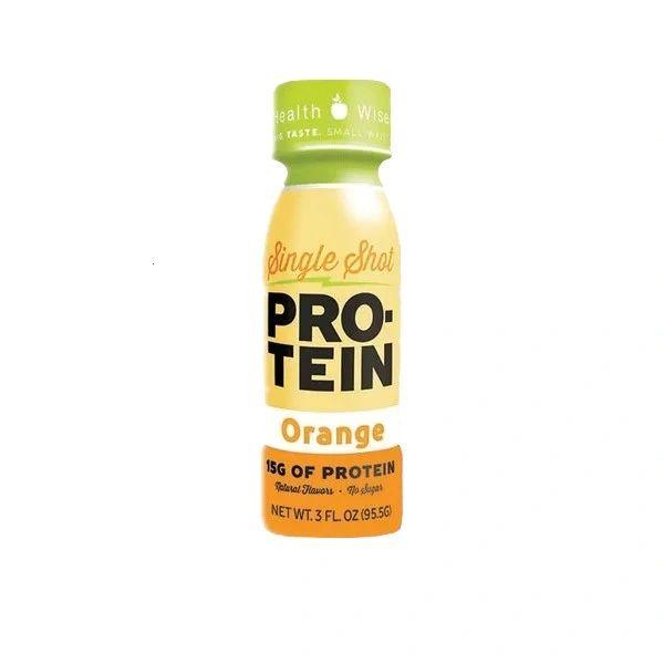 Orange Protein Single-Shot - High Protein, GF