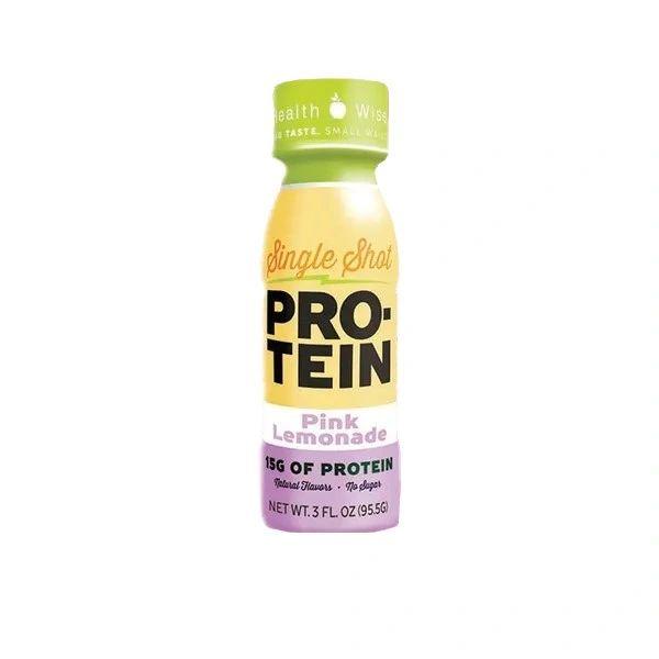 Pink Lemonade Protein Single-Shot - High Protein, GF