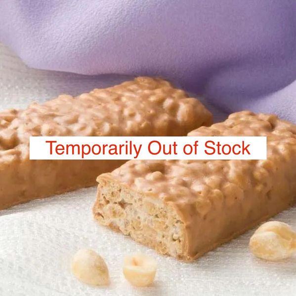 Divine Peanut Butter High Protein & Fiber Bar (7 per box)