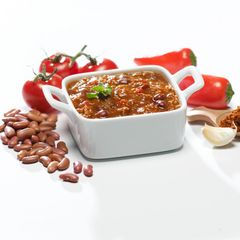 Vegetarian Chili (4 per box) High Protein