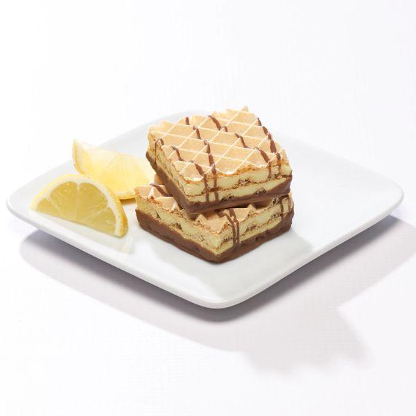 Lemon Wafers (5 packs of 2 large wafers per box)