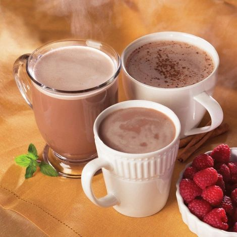 Hot Chocolate Variety Pack (7 per box)