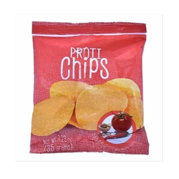 BBQ Protein Chips (1 Bag)