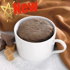 Chocolate Caramel Mug Cake (7 per box) - High Protein/Low Carb/Gluten Free