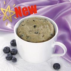 Blueberry Mug Cake (7 per box) - High Protein/Low Carb/Gluten Free