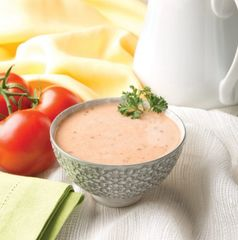 Zesty Italian Cream of Tomato Soup (7 per box) High Protein/Low Carb/Gluten Free