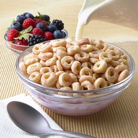 Mixed Berry Cereal - 7ct. (High Protein/Low Carb/Low Sugar/Gluten Free)