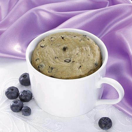 Blueberry Mug Cake (7ct.) - High Protein/Low Carb/Gluten Free