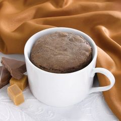 Chocolate Caramel Mug Cake (7ct.) - High Protein/Low Carb/Gluten Free