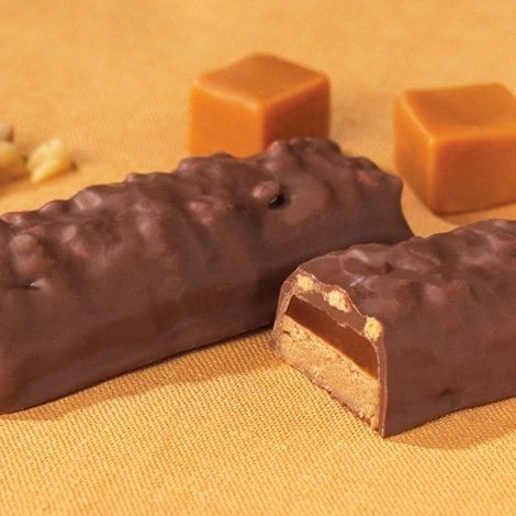 Caramel Nut Bar (7ct.) - High Protein/Gluten Free