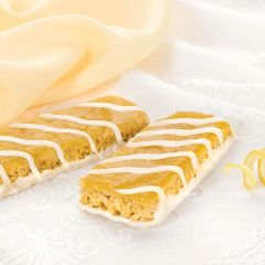 Divine Lemon Cream Bar 7ct. - High Protein/Fiber .
