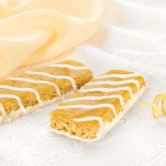 Divine Lemon Cream Bar 7ct. - High Protein/Fiber .