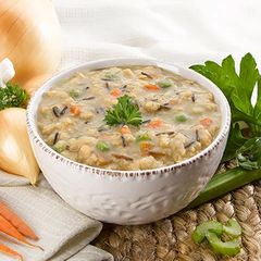 Chicken and Wild Rice Soup 7ct. - High Protein/Low Cal/Low Carb