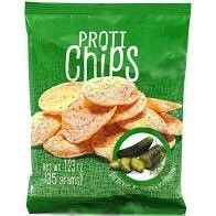 Dill Pickle Chips - (1 Bag) High Protein/Low Carb