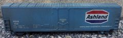 Ashland 50 ft sd boxcar HO decal set.
