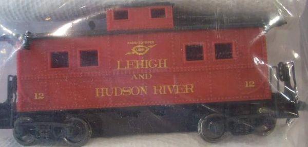 LEHIGH & HUDSON RIVER N.E. TYPE CABOOSE