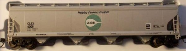 CARGILL AGRICULTURAL PREODUCTS CYLINDER HOPPER HO DECAL SET