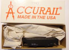 ACCURAIL 7797 OFFSET TWIN BAY HOPPER
