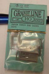 5070 GRANDT DRGW COACH END DOORS