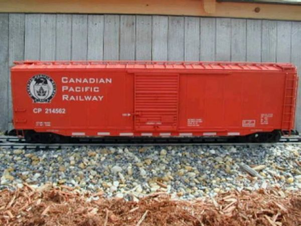 "CANADIAN PACIFIC RAILROAD G-CAL DECAL SET ""BEAVER"" 50 FT SD BOXCAR"