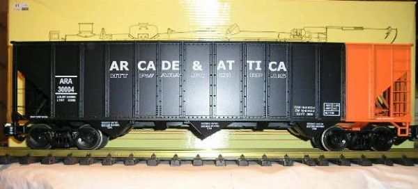 ARCADE AND ATTICA 100 TON HOPPER G-CAL DECAL SET