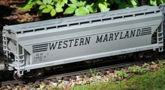 WESTERN MARYLAND CYLINDER HOPPER G-CAL DECAL SET